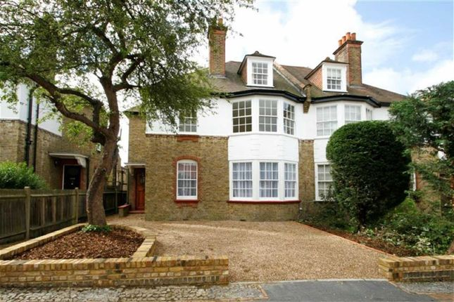 Thumbnail Semi-detached house to rent in Rodway Road, Roehampton