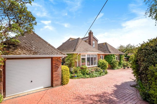 Thumbnail Detached bungalow for sale in Ash Park Gardens, Holcombe, Dawlish, Devon