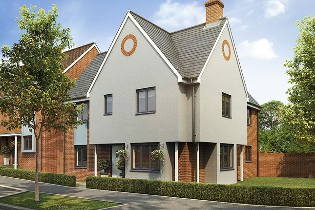 "Thumbnail Detached house for sale in ""The Greenwich"" at Repton Avenue, Ashford"