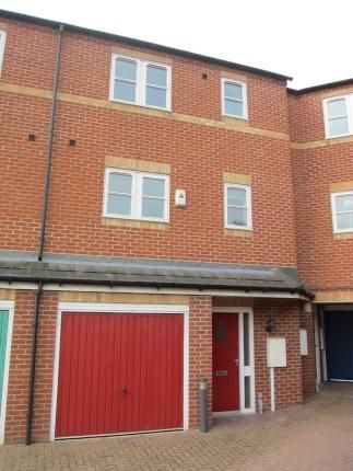 Town house for sale in Longford Street, Derby
