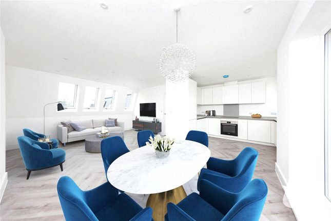 2 bed flat for sale in Judith Ann Court, Westbury Terrace, Upminster RM14