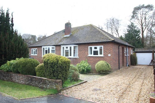 Thumbnail Bungalow for sale in Forest End, Fleet