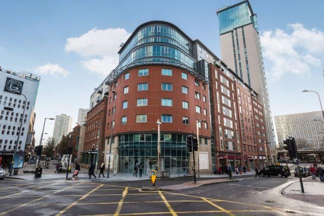 Front of Orion Building, 90 Navigations Street, Birmingham, West Midlands B5