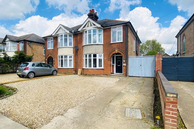 4 bed semi-detached house for sale in Colchester Road, Ipswich IP4
