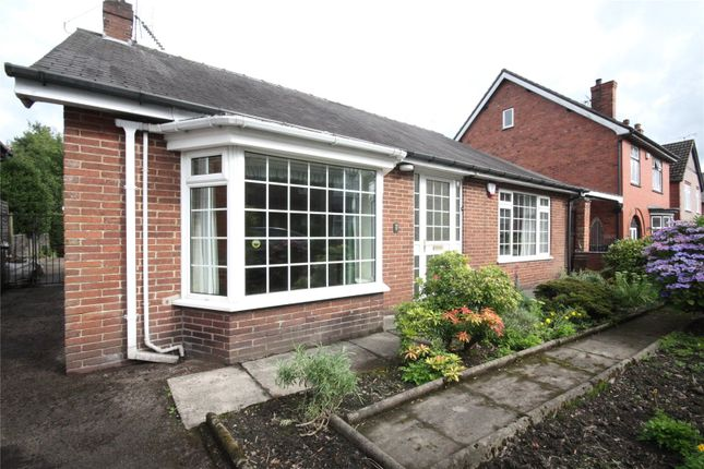 3 bed detached bungalow for sale in Wycliffe Road, Alfreton, Derbyshire