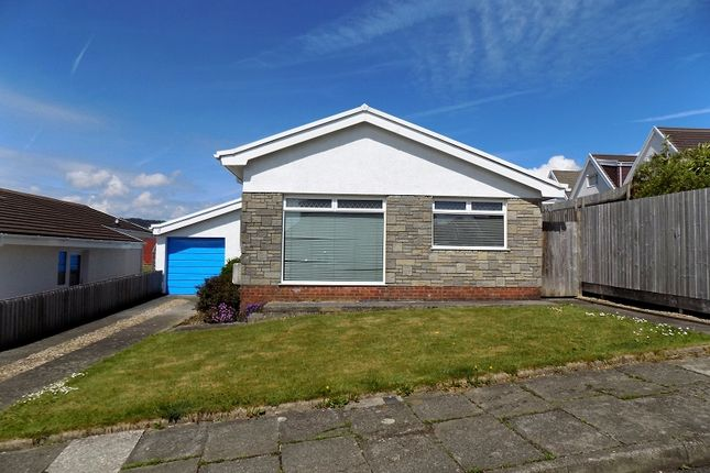 Thumbnail Bungalow for sale in Leiros Parc Drive, Bryncoch, Neath, Neath Port Talbot.