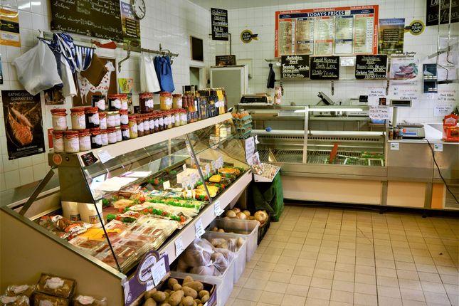 Thumbnail Retail premises for sale in Delicatessens LS25, Sherburn In Elmet, North Yorkshire