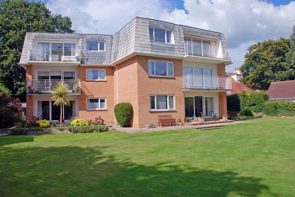 Thumbnail Flat for sale in Seafield Road, Sidmouth
