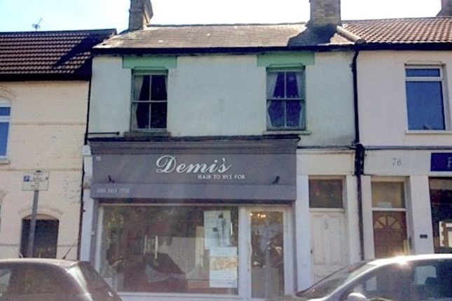 Thumbnail Retail premises for sale in Hatherley Road, Sidcup, Kent