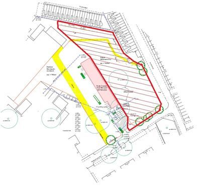 Thumbnail Land to let in Land At, Federation Road/Scotia Road, Burslem, Stoke On Trent