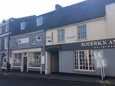 Thumbnail Commercial property for sale in 1, 4, 5 & 6 Saddlers Court, Newbury, Berkshire