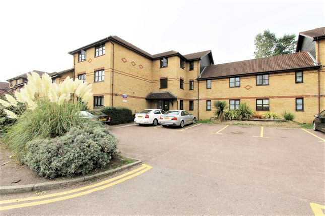 Thumbnail Flat to rent in Hickory Close, London