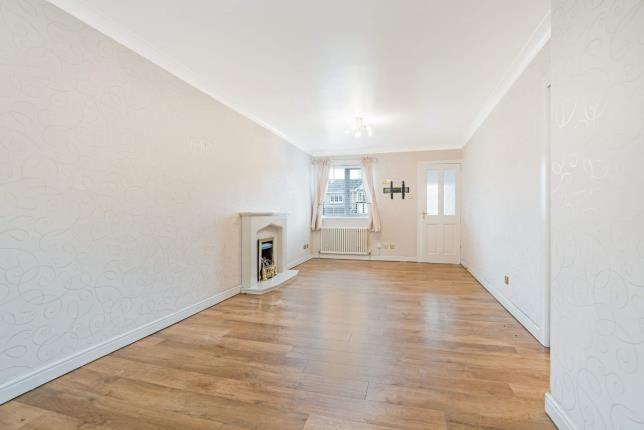 Living     Room of Clove Mill Wynd, Larkhall, South Lanarkshire, Scotland ML9