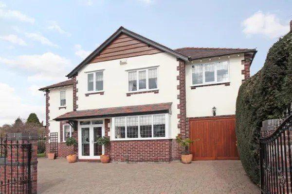 Thumbnail Detached house for sale in Woodsmoor Lane, Woodsmoor, Stockport