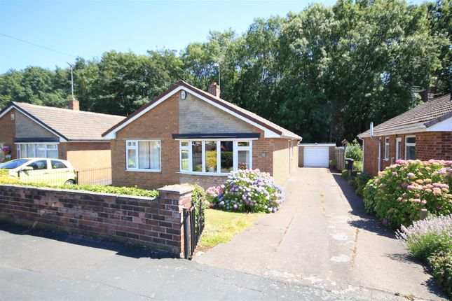 Thumbnail Detached bungalow for sale in Stapleton Road, Warmsworth, Doncaster
