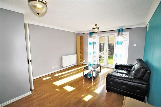 Thumbnail End terrace house to rent in Two Mile Drive, Cippenham, Slough