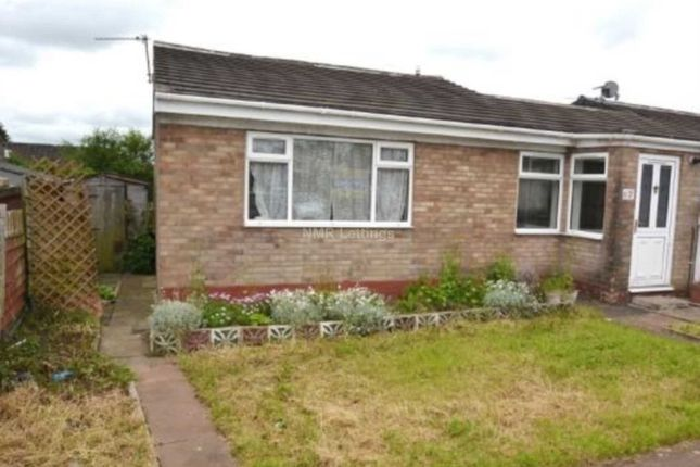 Thumbnail Bungalow to rent in High Croft, Spennymoor