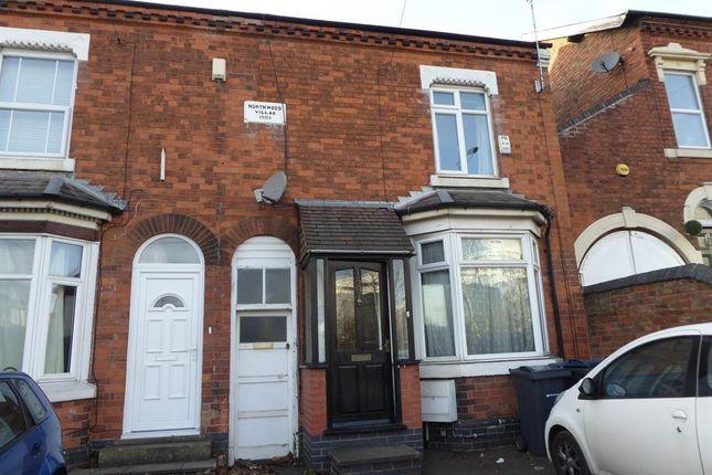 Terraced house in  Metchley Lane  Harborne  Birmingham  Birmingham