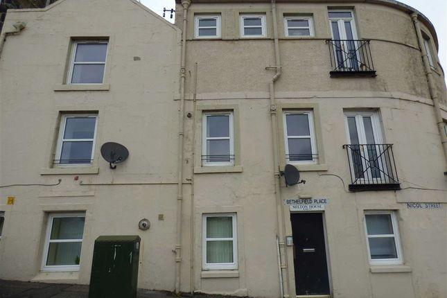 Thumbnail Flat for sale in 17B, Milton House, Bethelfield Place, Kirkcaldy