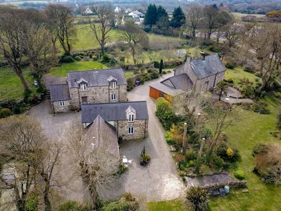 Thumbnail Detached house for sale in Tynygongl, Benllech, Anglesey, North Wales