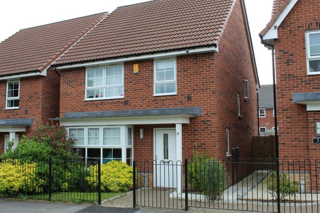 Thumbnail Detached house to rent in Ben Hyde Way, Northallerton