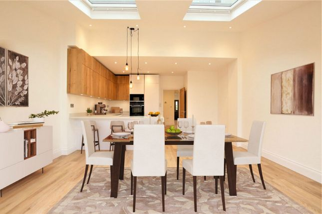 Thumbnail Terraced house for sale in Woodland View, High Road, Stapleford, Hertford, Hertfordshire