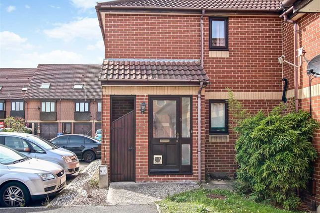 Thumbnail End terrace house for sale in Sixpenny Close, Poole