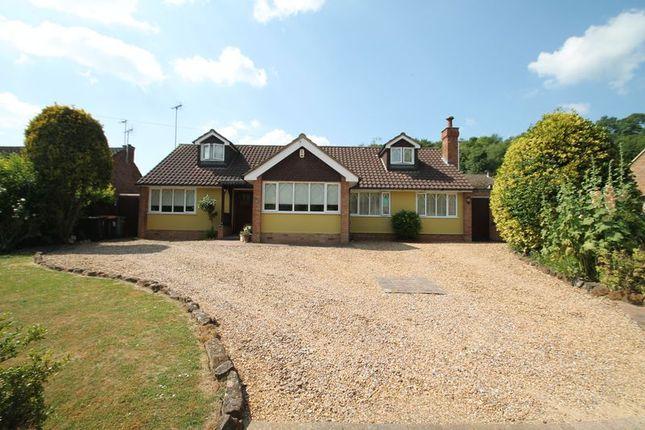 Thumbnail Detached house for sale in Castle Close, Totternhoe, Bedfordshire
