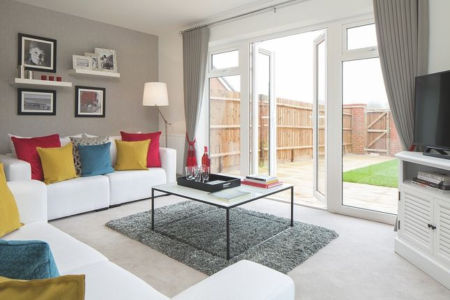 Thumbnail End terrace house for sale in Audley Chase, Earls Colne, Colchester