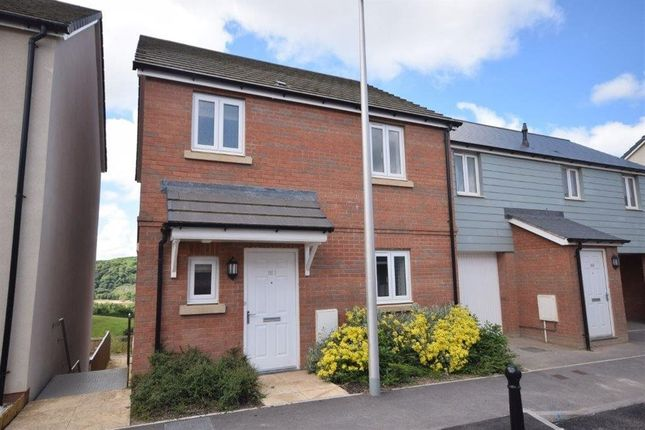 Thumbnail Property to rent in Churchill Road, Bideford, Devon