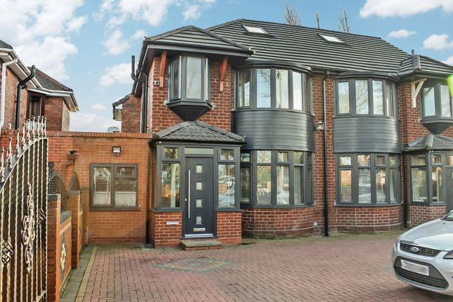 Thumbnail Semi-detached house for sale in Hodge Hill Road, Hodge Hill