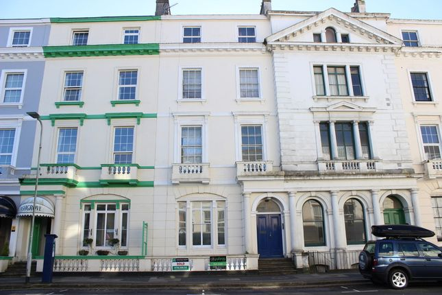 Thumbnail Flat for sale in Citadel Road, The Hoe, Plymouth