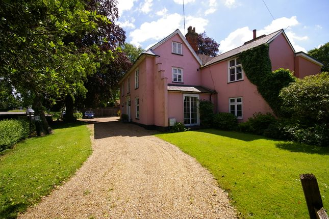 Thumbnail Detached house for sale in Main Road, Yoxford