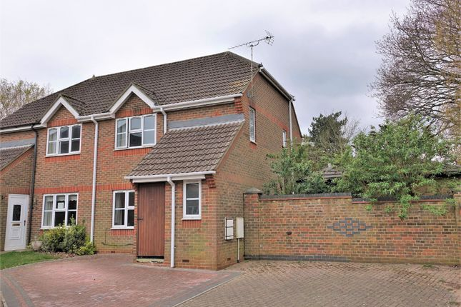 3 bed semi-detached house for sale in Pendleton Gardens, Blackfield, Southampton SO45