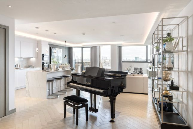 Thumbnail Flat for sale in The Compton, 30 Lodge Road, St John's Wood