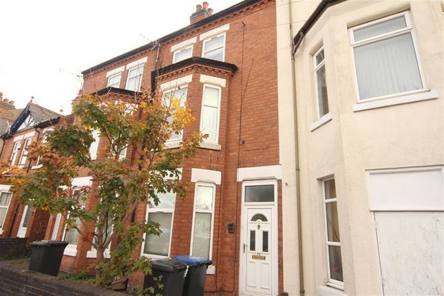Thumbnail Flat to rent in Hill Street, Hinckley, Leicestershire