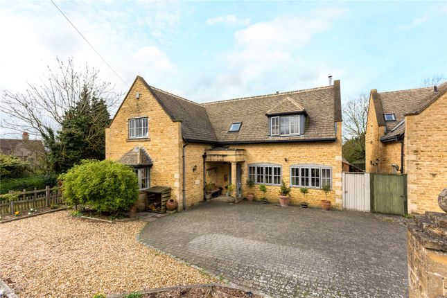 Thumbnail Detached house for sale in Broadway Road, Toddington, Cheltenham, Gloucestershire