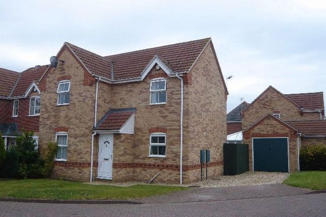 Thumbnail Detached house to rent in Shiregate, Metheringham, Lincoln