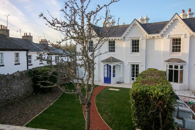 Thumbnail End terrace house for sale in Park Crescent, St Marychurch, Torquay