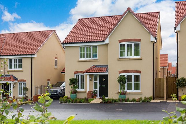 """4 bed detached house for sale in """"The Juniper"""" at Somerset, Wells BA5"""