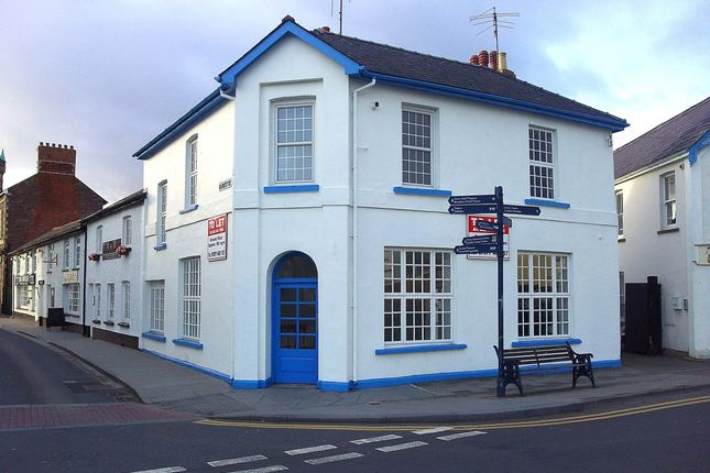 Thumbnail Retail premises to let in Lion Street, Abergavenny