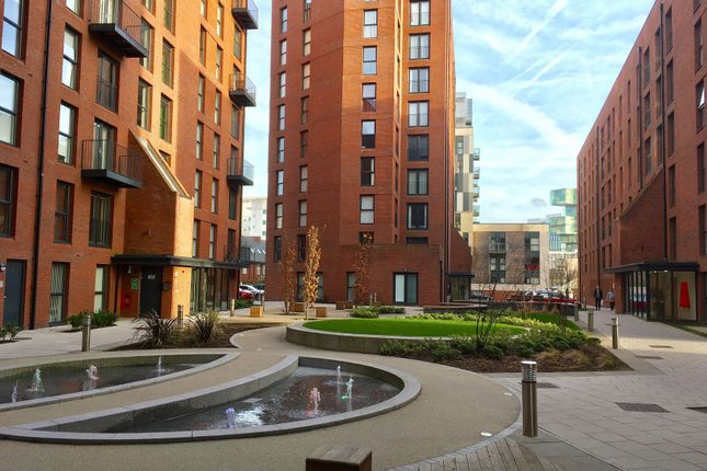 Thumbnail Flat to rent in Block C, Sillivan Way, Alto, Manchester