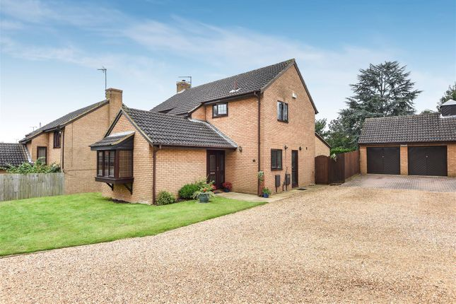 Thumbnail Detached house for sale in The Downs, Wellingborough