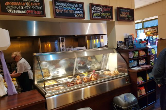 Thumbnail Restaurant/cafe for sale in Cafe & Sandwich Bars WF8, Wakefield