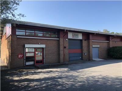 Thumbnail Industrial to let in Unit 27, Llandegai Industrial Estate, Bangor, Gwynedd