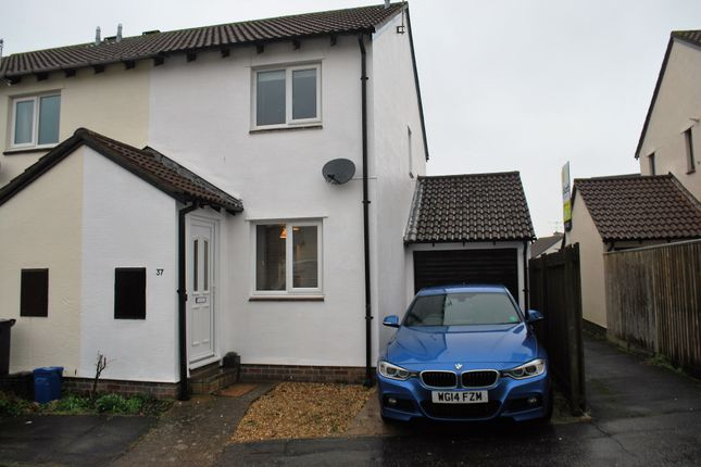 Thumbnail Semi-detached house to rent in Fulford Way, Woodbury