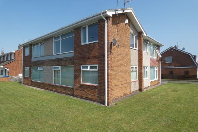 Flat for sale in Staward Avenue, Seaton Delaval, Tyne & Wear