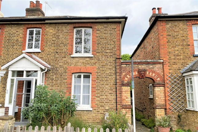 Thumbnail Cottage for sale in Willowbank, Claygate Lane, Thames Ditton