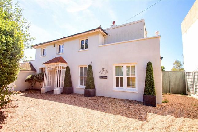Thumbnail Detached house for sale in Croft Road, Hastings, East Sussex