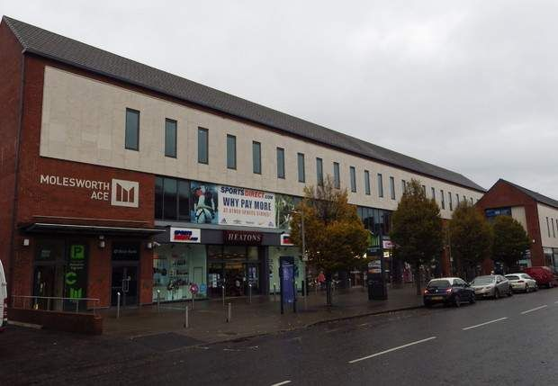 Thumbnail Office for sale in Molesworth Place, Cookstown, County Tyrone